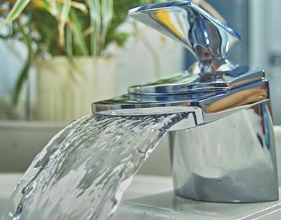 Waschschale waschtisch armatur wasserhahn wasserfall design wasserkran ebay - Wasserfall armaturen ...