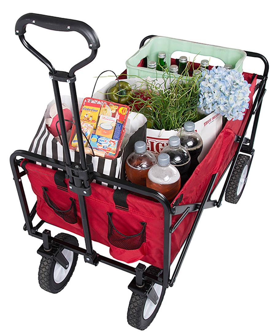 chariot de transport pliable enfants charrette dispositif voiture jardinage ebay. Black Bedroom Furniture Sets. Home Design Ideas