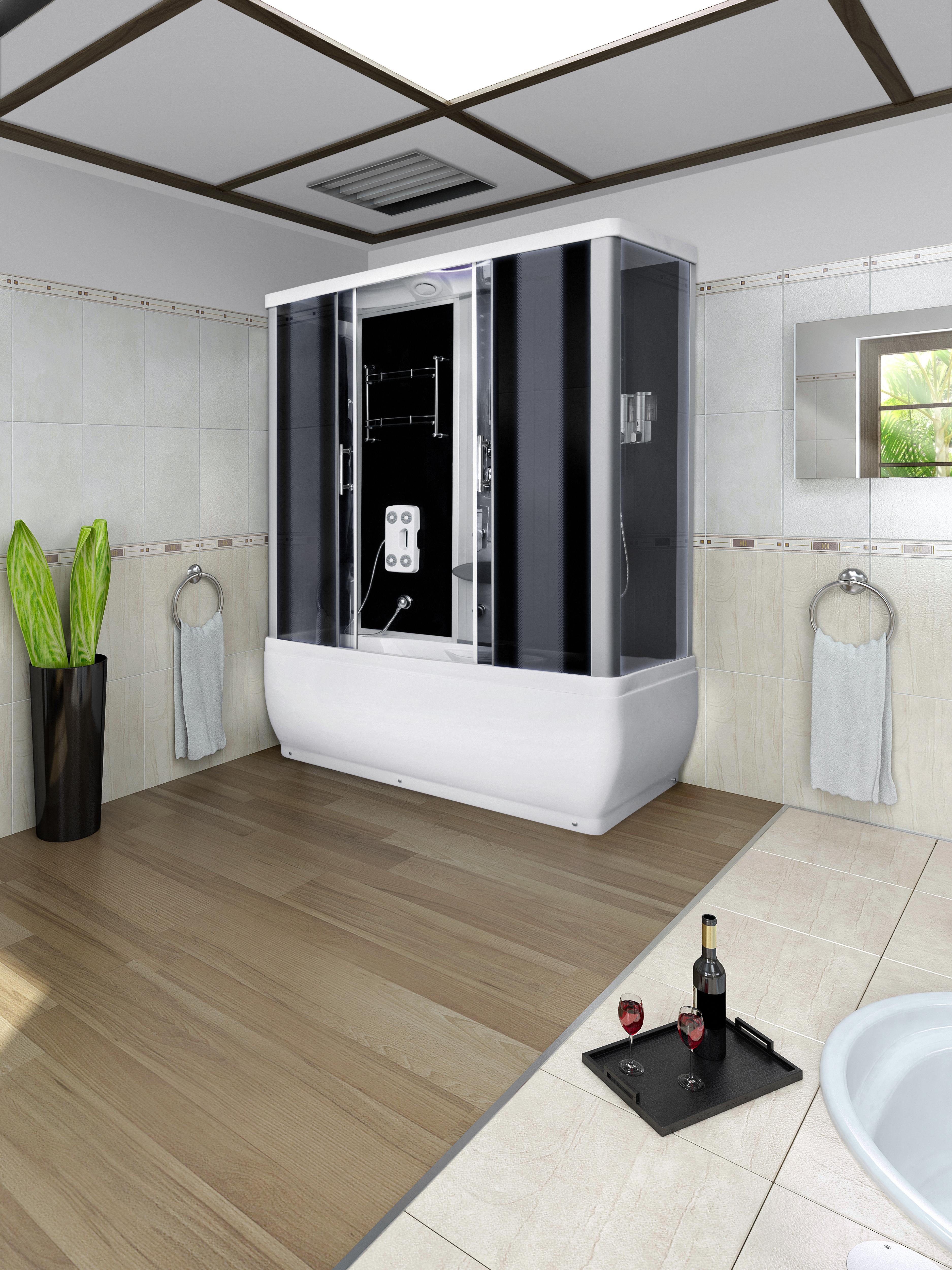 duschkabine regendusche fertigdusche dusche duschwand. Black Bedroom Furniture Sets. Home Design Ideas