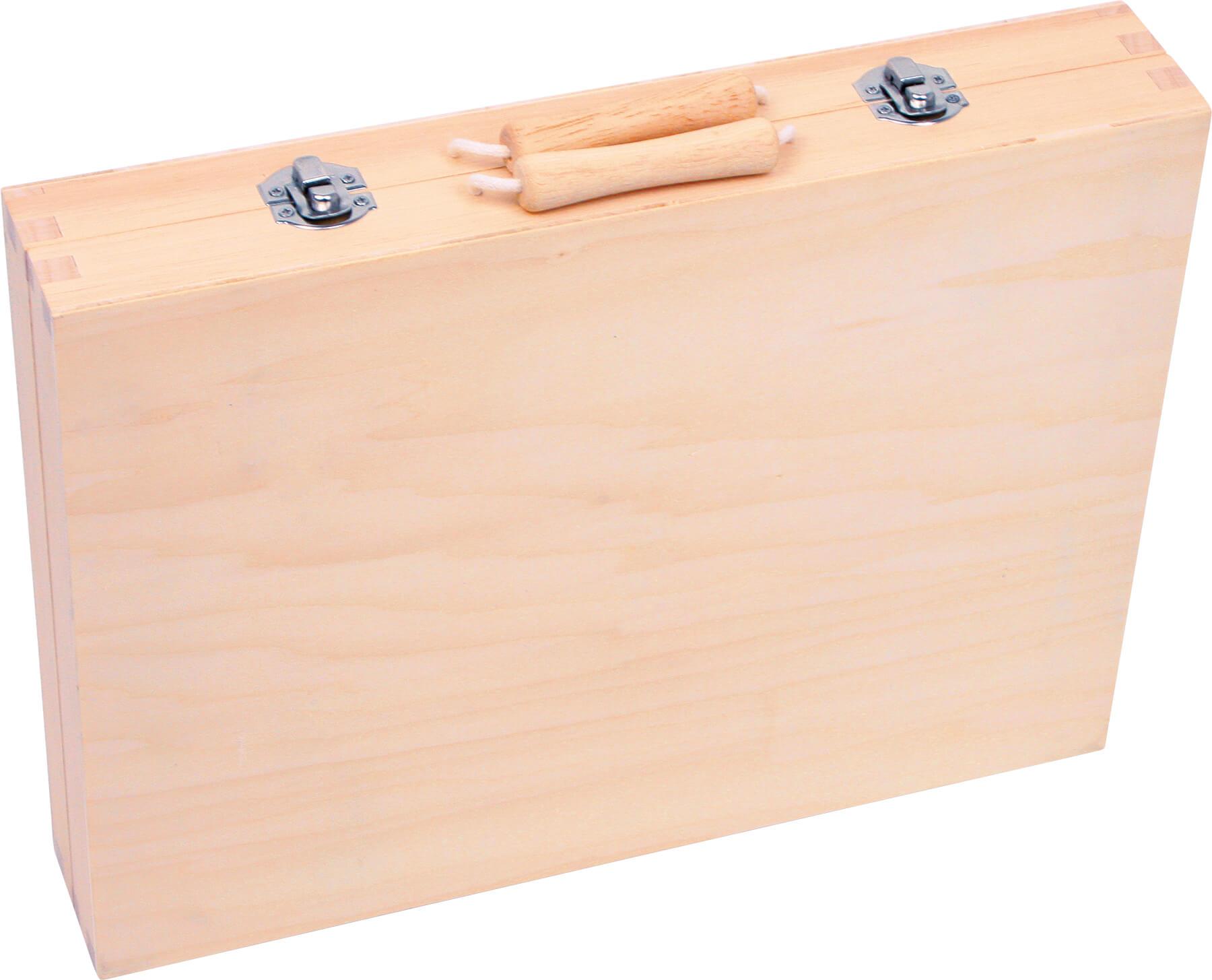 kinderspielzeug werkzeugkoffer lupo werkzeugtasche. Black Bedroom Furniture Sets. Home Design Ideas