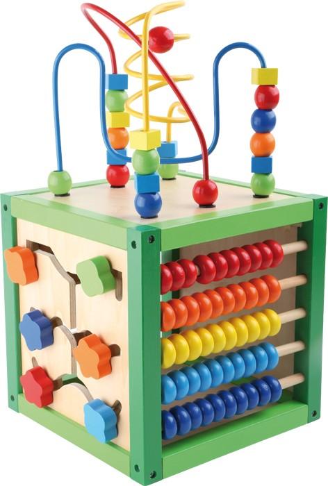 Baby Motorik Spielzeug : motorik w rfel kleinkinder motorikspielzeug holzspielzeug ~ Watch28wear.com Haus und Dekorationen
