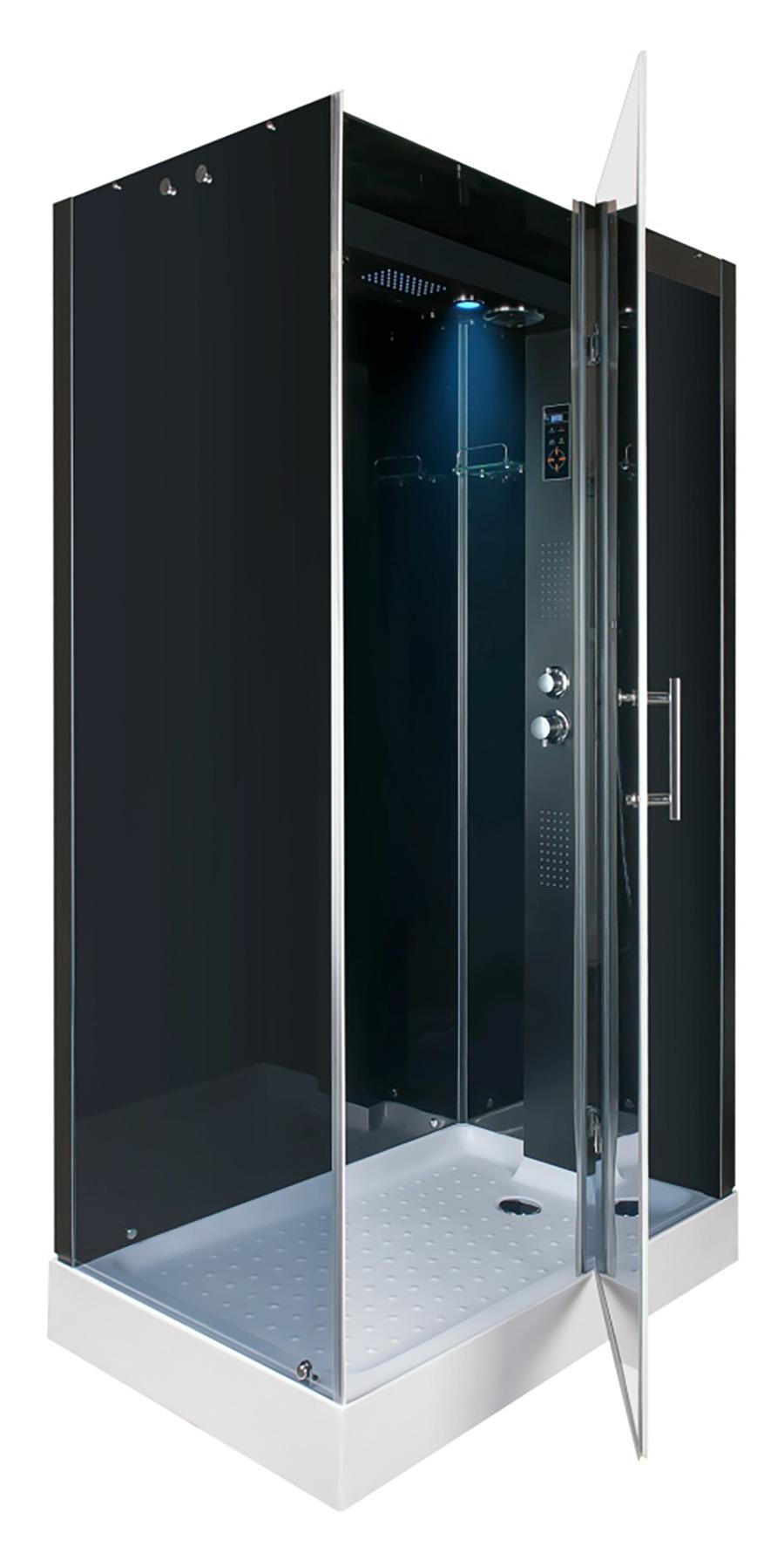 duschkabine regendusche fertigdusche dusche duschtempel duschwand badewanne d103 ebay. Black Bedroom Furniture Sets. Home Design Ideas