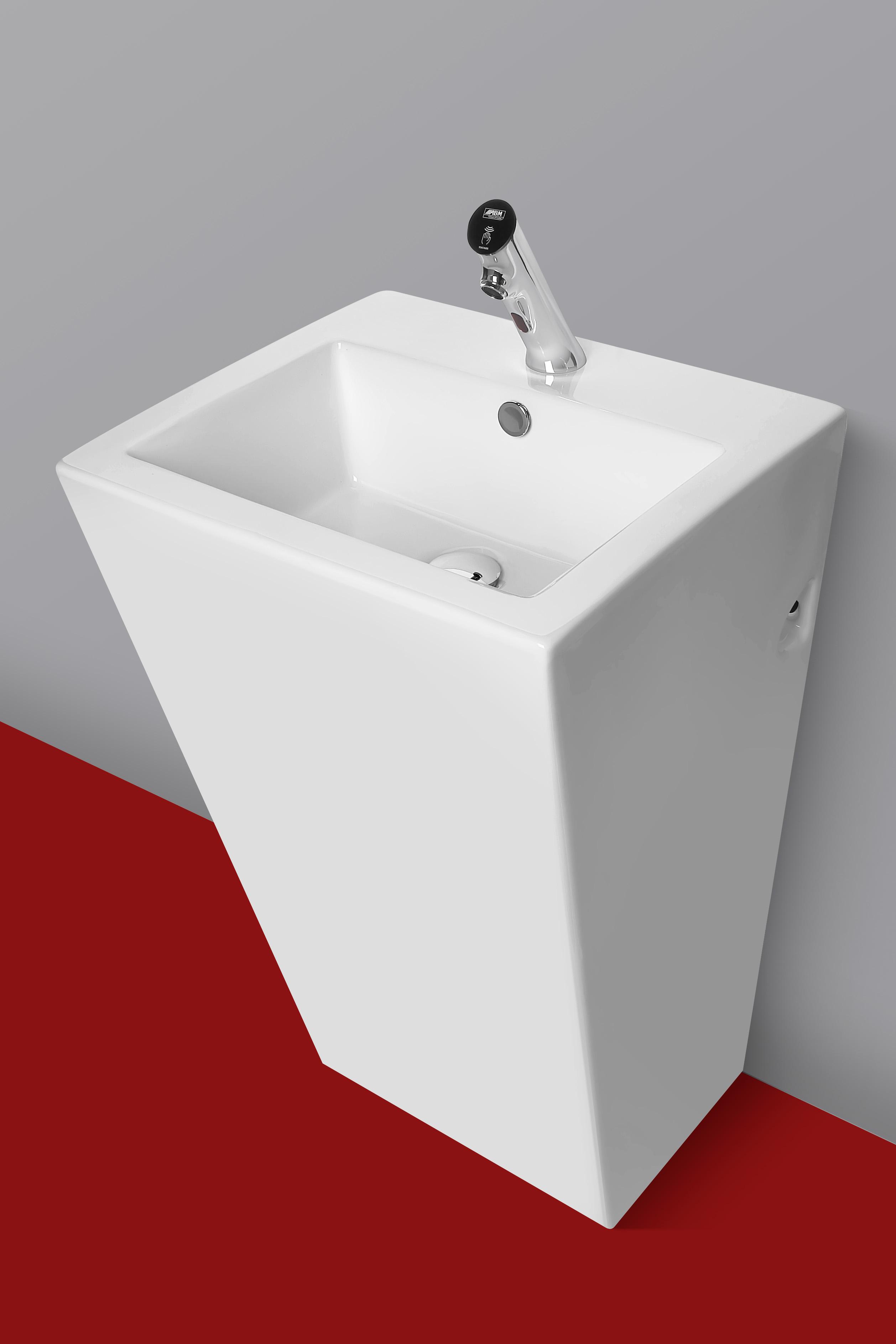 Design Waschbecken Stand Waschtisch Standwaschbecken .
