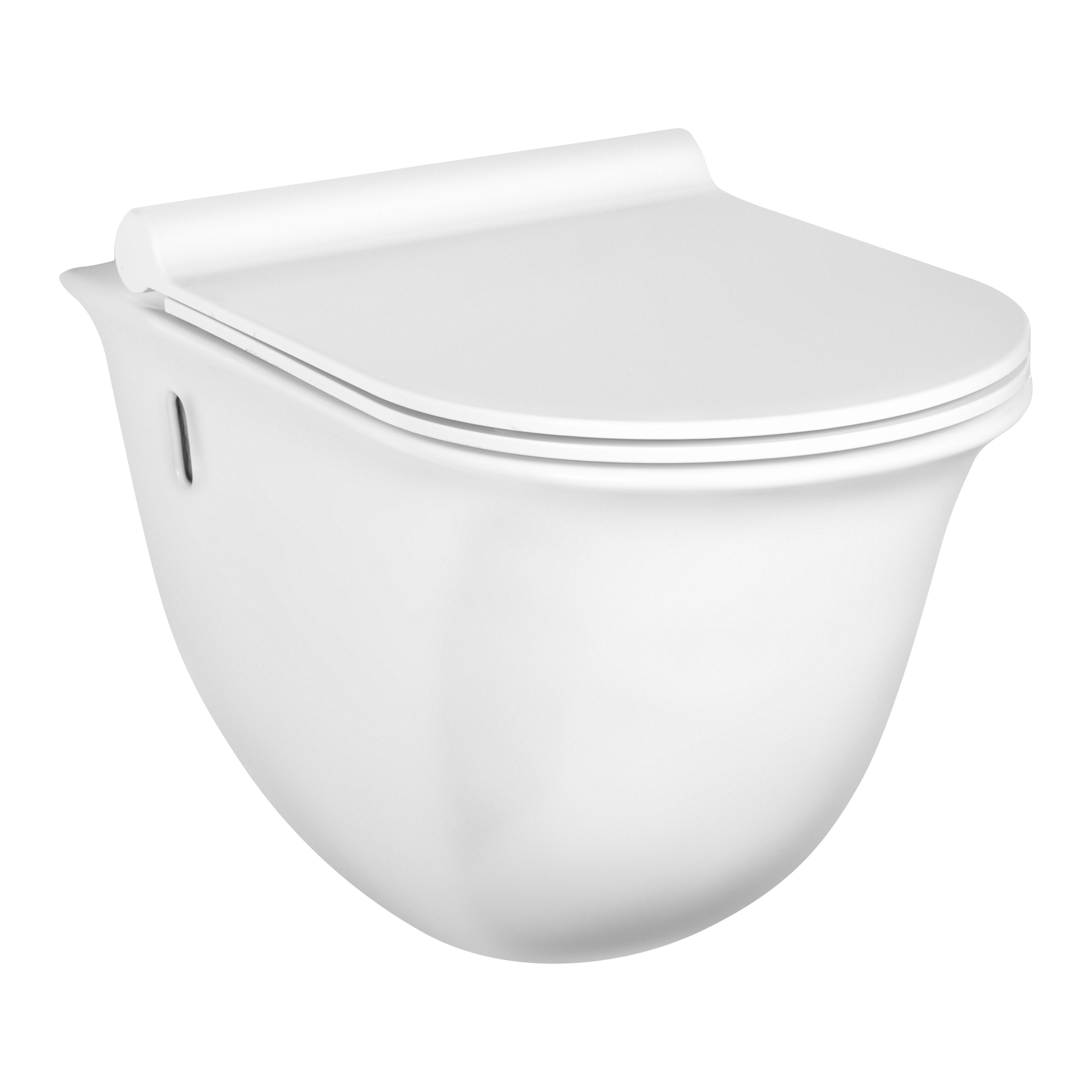toilette wand wc keramik hängetoilette inkl. softclose wc-sitz