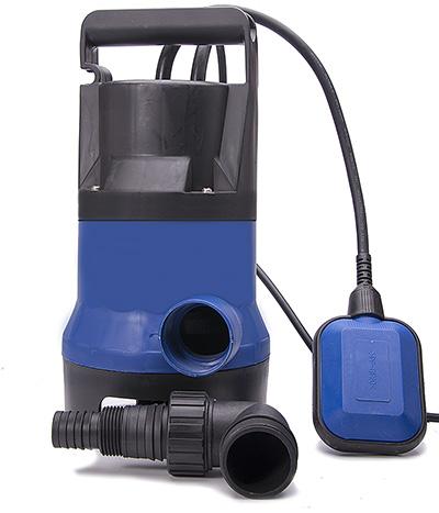 t2 tauchpumpe schmutzwasserpumpe pumpe gartenpumpe. Black Bedroom Furniture Sets. Home Design Ideas