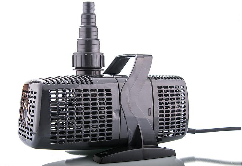 Pompa a filtro bis 8000l h risparmio energetico eco for Pompa x laghetto con filtro