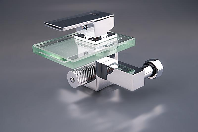 w22 wasserfall badewannenarmatur bad glas armatur badewanne design badarmatur ebay. Black Bedroom Furniture Sets. Home Design Ideas