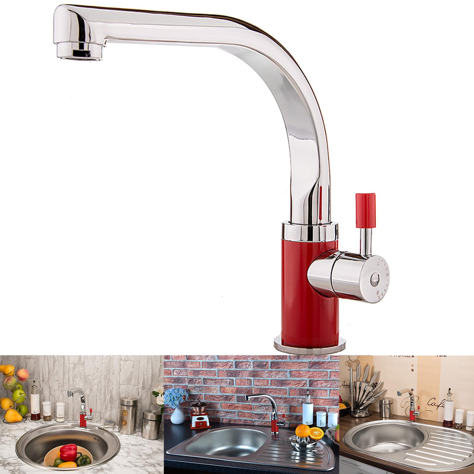 W86 Spültisch Armatur Küchen Wasserhahn Spüle Wasserkran Spültisch ...