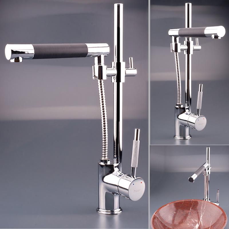 W9 design vier robinet de cuisine professionnel robinet - Robinet cuisine professionnel ...